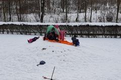 Hrátky se sněhovou nadílkou