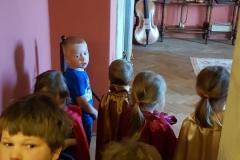 Školní výlet Nelahozeves 2019