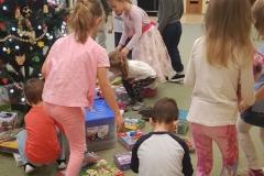 Vánoční nadílka v 1.třídě